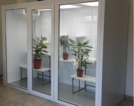 Холодильная камера для цветов 2000х1200х2200