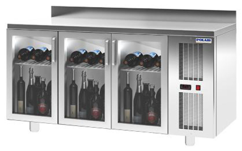 Холодильный стол TD3-GC